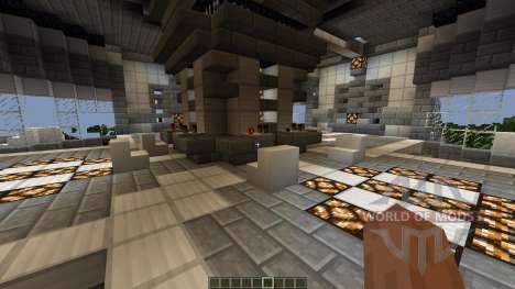 Excavation Zero para Minecraft
