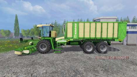 Krone BIG L500 para Farming Simulator 2015