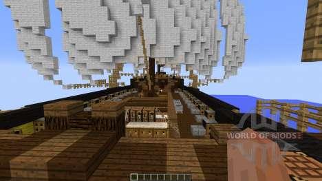 Royal Navy para Minecraft