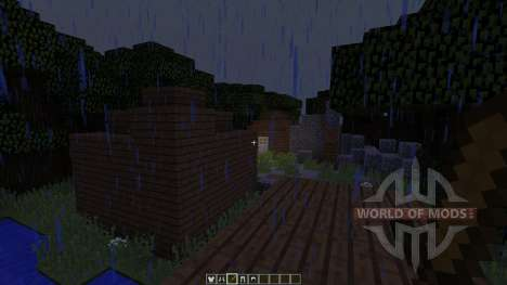 PvP Arena The Forest para Minecraft