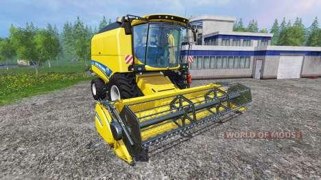 New Holland TC5.90 [pack] v1.3 para Farming Simulator 2015