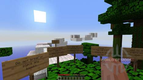 Jump And Jump para Minecraft