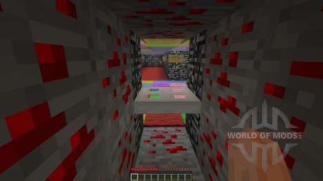 Single player spleef para Minecraft