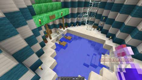 Night Club: Big Splash para Minecraft
