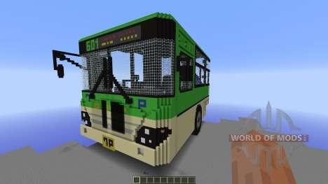 Bus para Minecraft