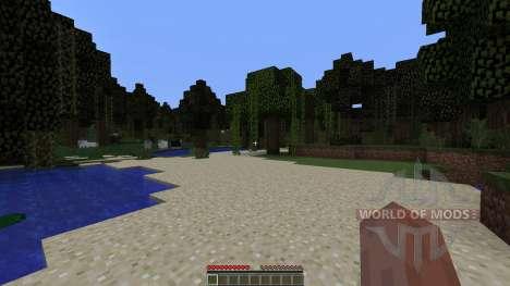 Custom Biome Project para Minecraft
