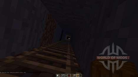 Horror map para Minecraft