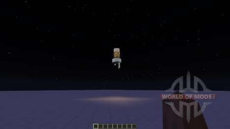 Levitating Sphere para Minecraft
