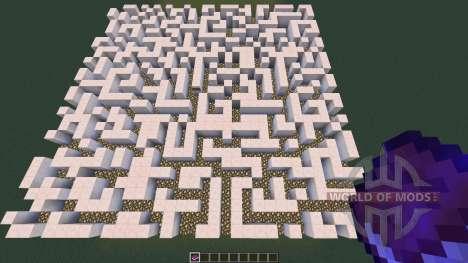 The Infinite Maze para Minecraft