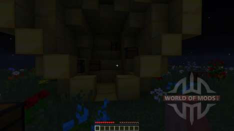 50th Hunger Games para Minecraft