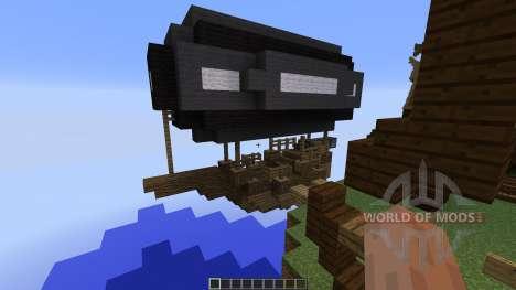 SteamPack Hause para Minecraft