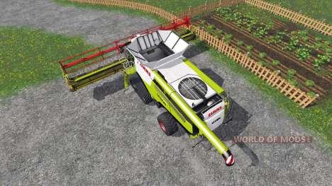 CLAAS Lexion 780 [full washable] para Farming Simulator 2015