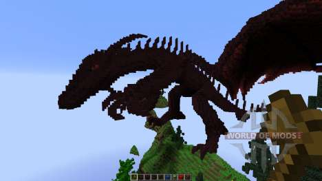 Dragon Fortress para Minecraft