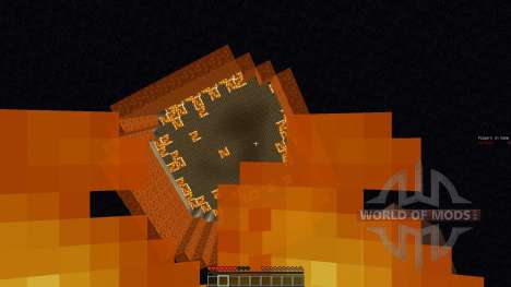 Hot Feet Minecraft Minigame para Minecraft