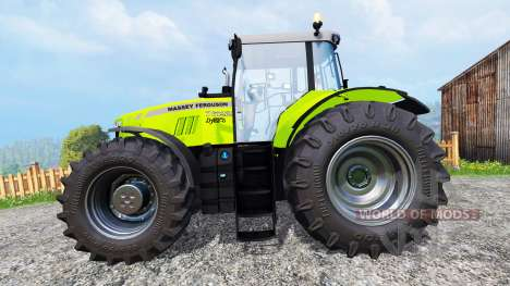 Massey Ferguson 7622 green para Farming Simulator 2015