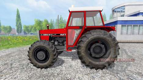 IMT 590 DV para Farming Simulator 2015