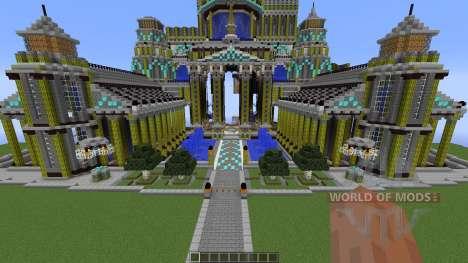 Adamantis City of Gods para Minecraft