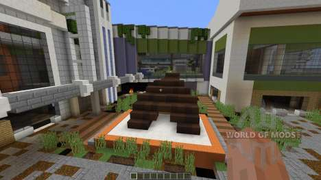 Minecraft: Stormfront Call of Duty para Minecraft