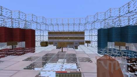 Skyblock Warriors Smart Moving Edition para Minecraft