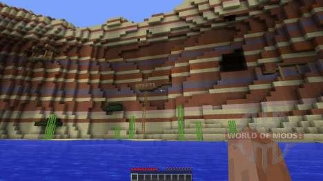 Minecraft Point Runner Map para Minecraft
