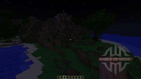 Terraformed Tropical para Minecraft