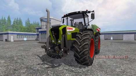 CLAAS Xerion 3300 TracVC v5.1 para Farming Simulator 2015