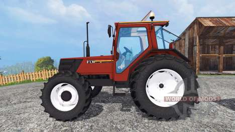 Fiat F130 para Farming Simulator 2015