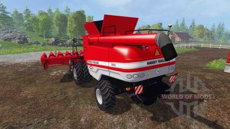 Massey Ferguson 9895 para Farming Simulator 2015