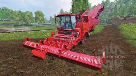 Grimme Maxtron 620 v1.0 para Farming Simulator 2015