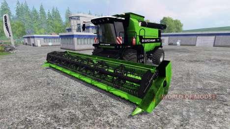 Deutz-Fahr 7545 RTS v1.2 para Farming Simulator 2015