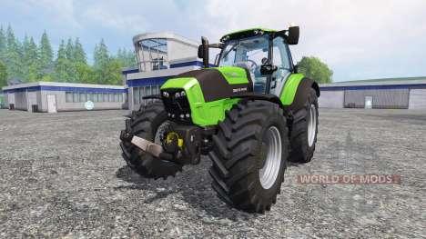 Deutz-Fahr Agrotron 7210 TTV para Farming Simulator 2015