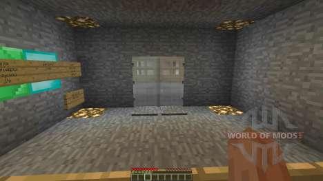 Espanse 1 para Minecraft