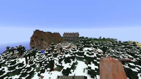 Minecraft Timelapse para Minecraft