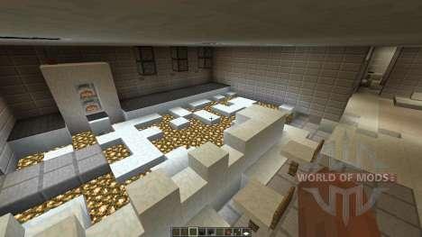 Eli Minimalist house para Minecraft
