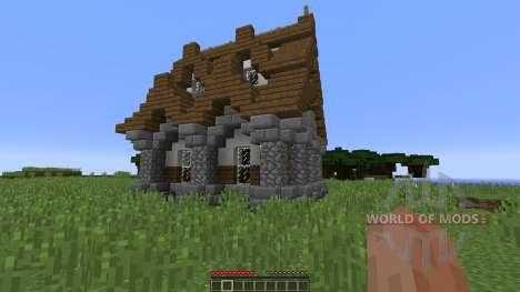 Medieval House new para Minecraft