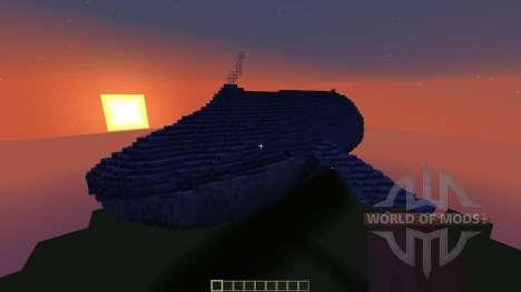 Whale Like A Boss para Minecraft