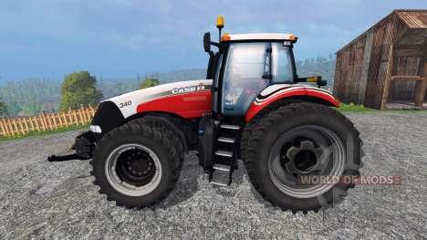 Case IH Magnum CVX 340 v3.0 para Farming Simulator 2015