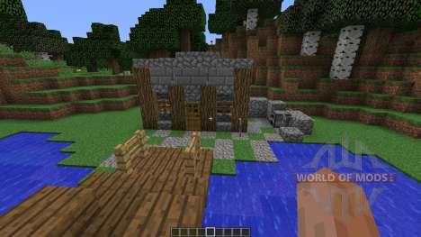 Old Farm Town para Minecraft