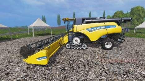 New Holland CR10.90 [pack] para Farming Simulator 2015