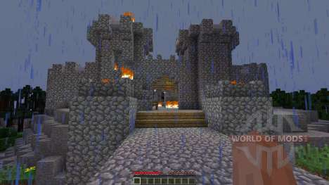 Free Roam MMORPG Multiplayer Experience para Minecraft