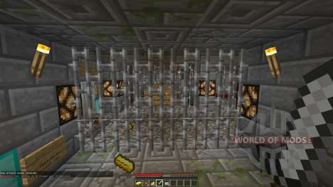 QUEST FOR FREEDOM para Minecraft