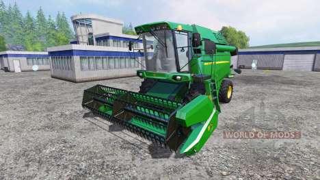 John Deere W440 para Farming Simulator 2015