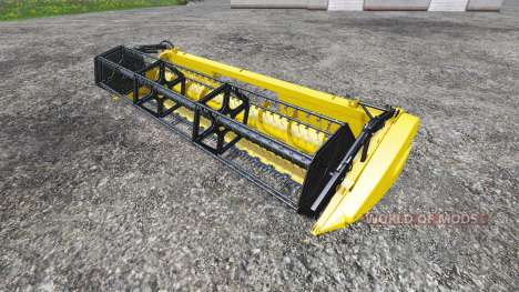 New Holland Varifeed18FT para Farming Simulator 2015