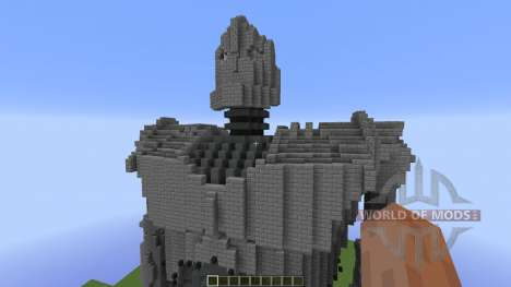 The Iron Giant para Minecraft