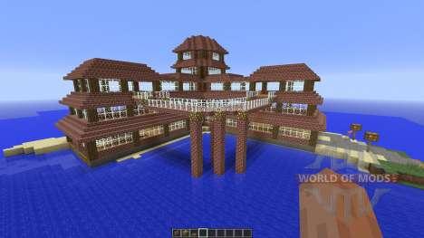 Vacation House para Minecraft