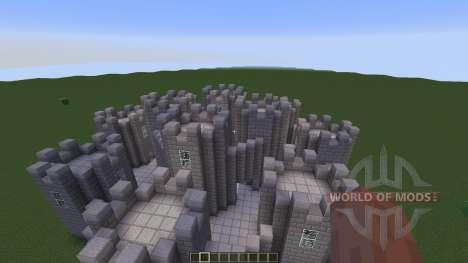 Castle Venrok para Minecraft