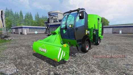Kuhn SPV 14 para Farming Simulator 2015