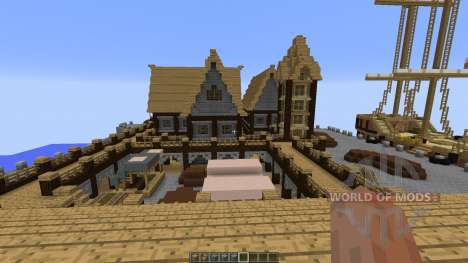 just a little project para Minecraft