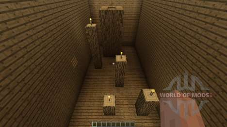 Mission Impossible para Minecraft