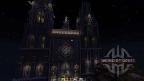 Chartres Cathedral para Minecraft